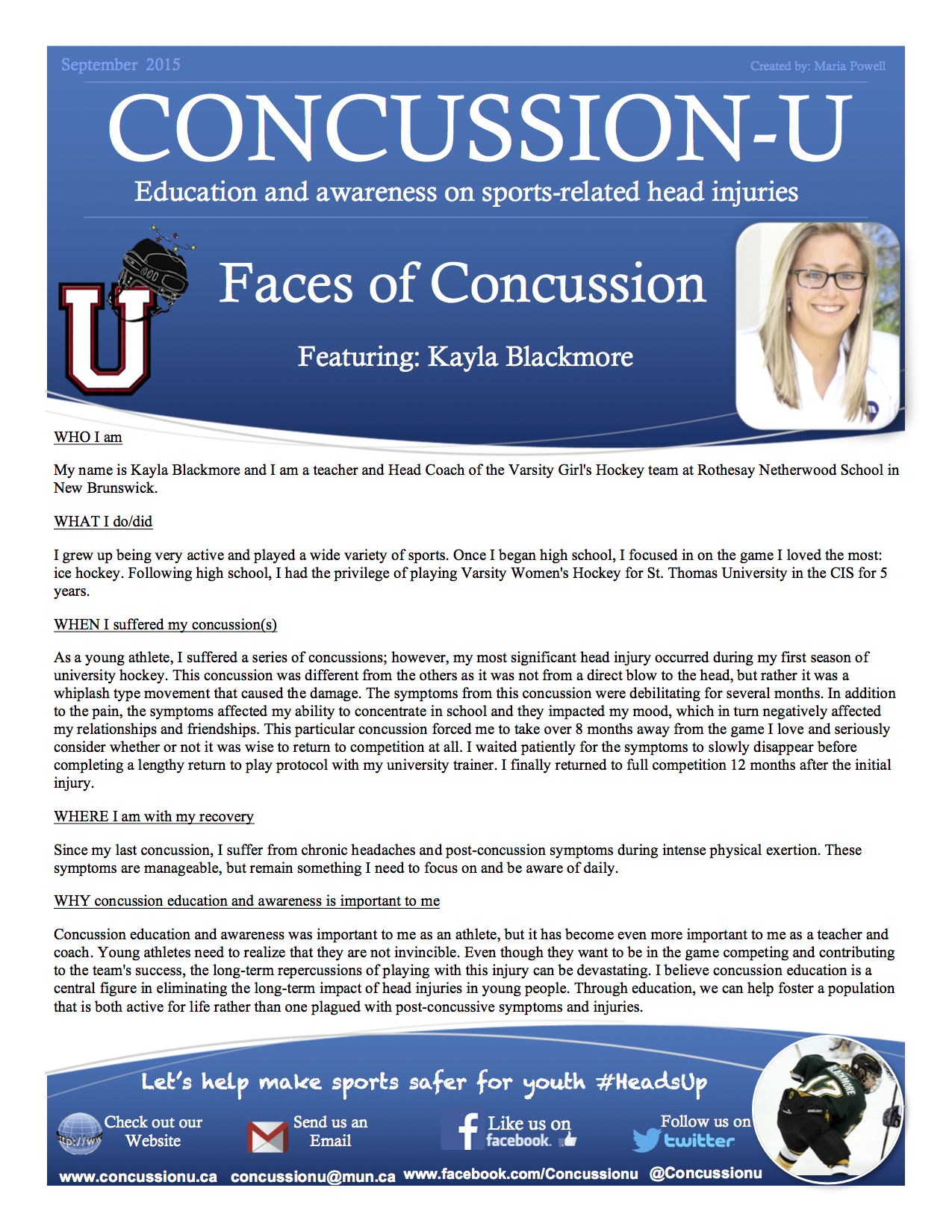 head injuries among athletes and its long term effects Concussions among school-age athletes are being better handled by teaching football players safer tackling techniques and keeping athletes off the field when a head injury is suspected however, more needs to be done, including the banning of dangerous or reckless plays in sports that place people at risk for injuries, sandella said.